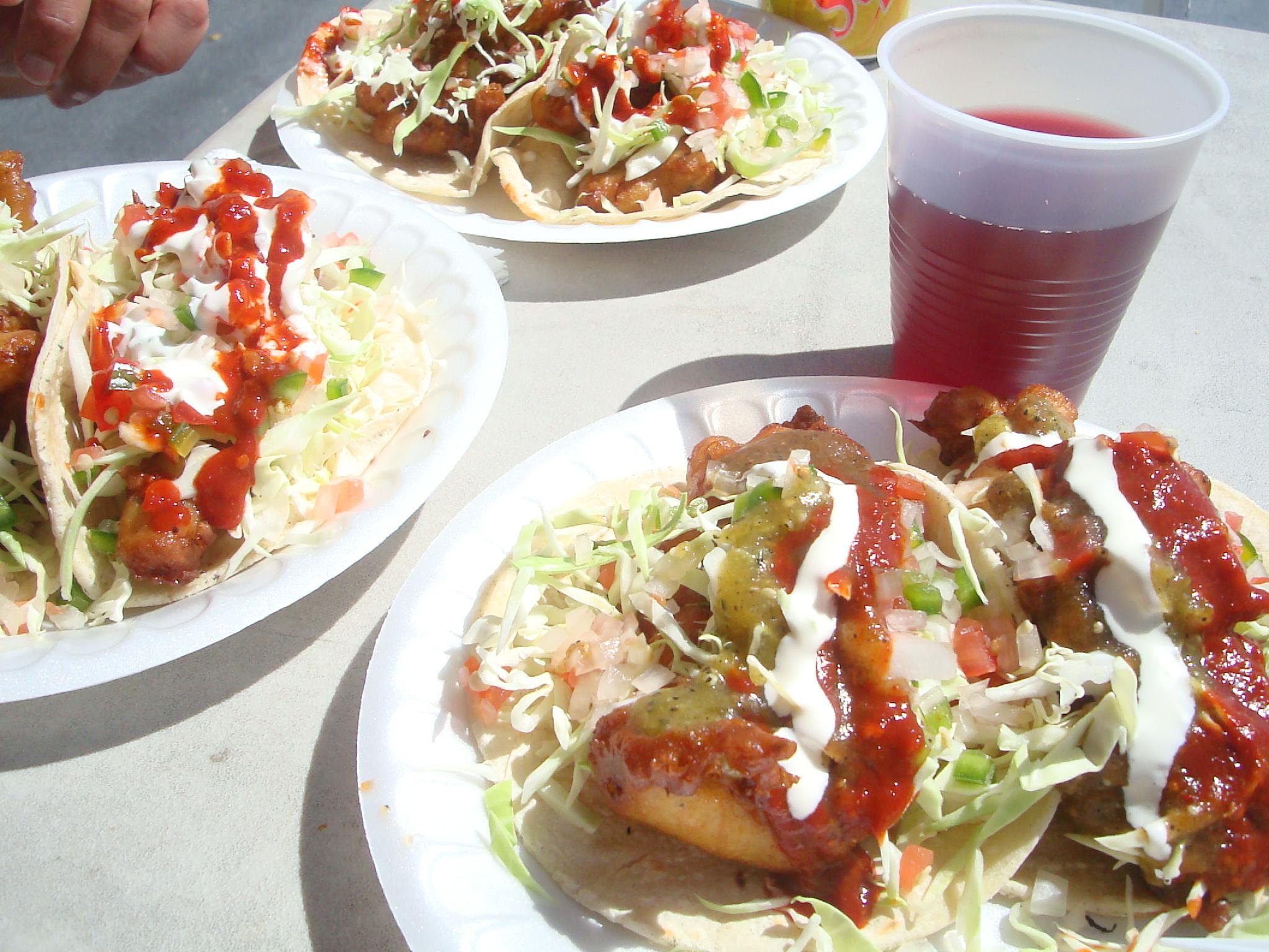 Ricky's Fish Tacos - Los Angeles