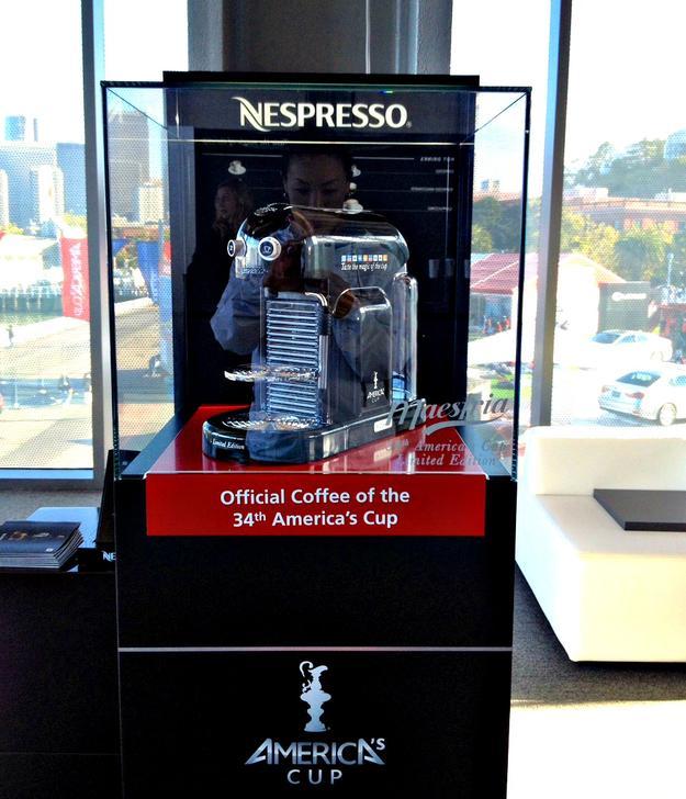 Nespresso Americas Cup Machine
