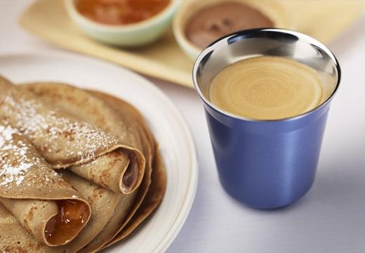 Nespresso Coffee Pancakes