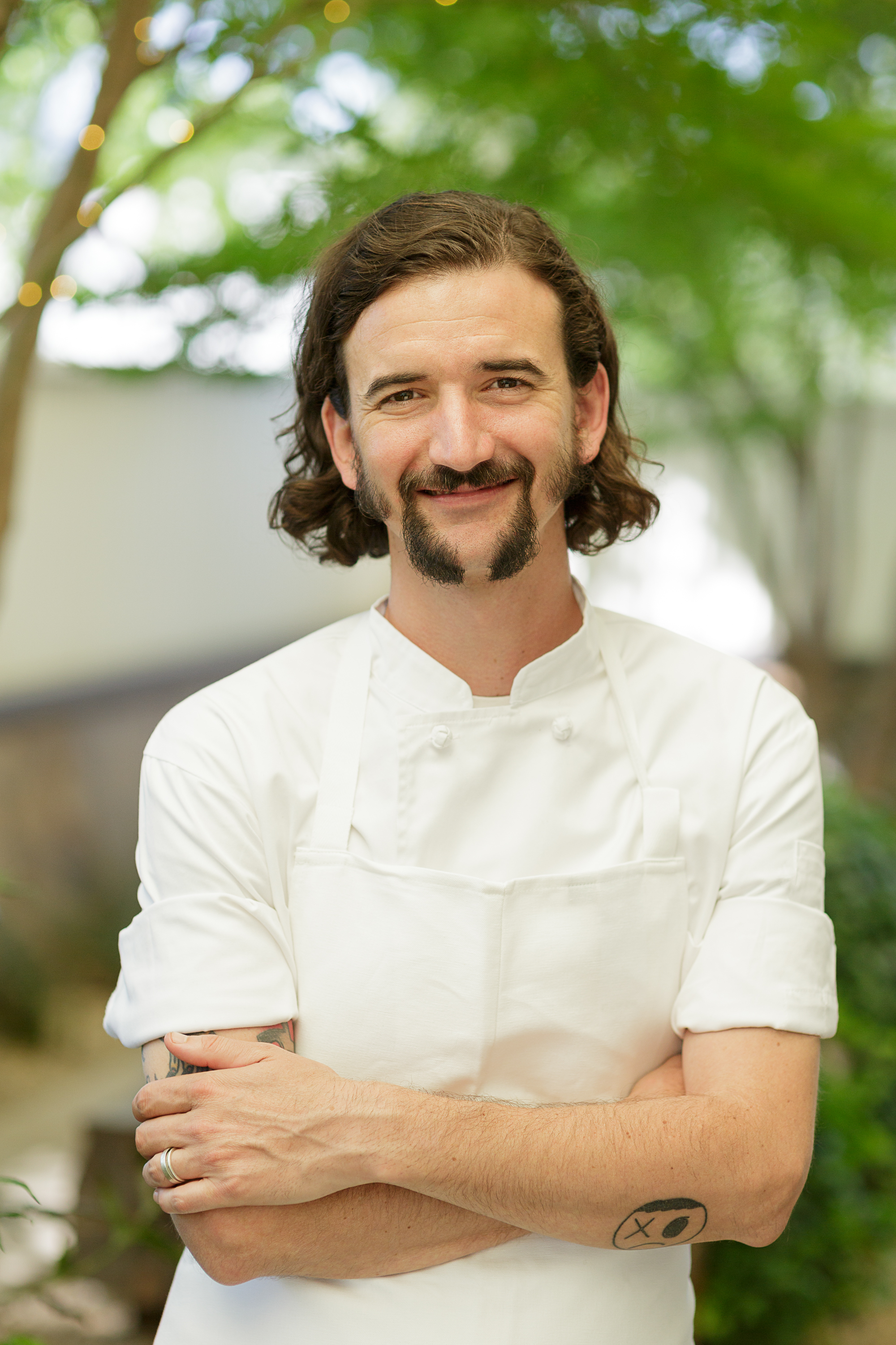 Executive Chef Trevor Kunk credit Morgan Bellinger
