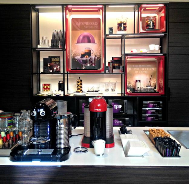 Nespresso Virtuo Line - Food Fashionista
