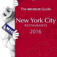 Michelin Guide NYC 2016