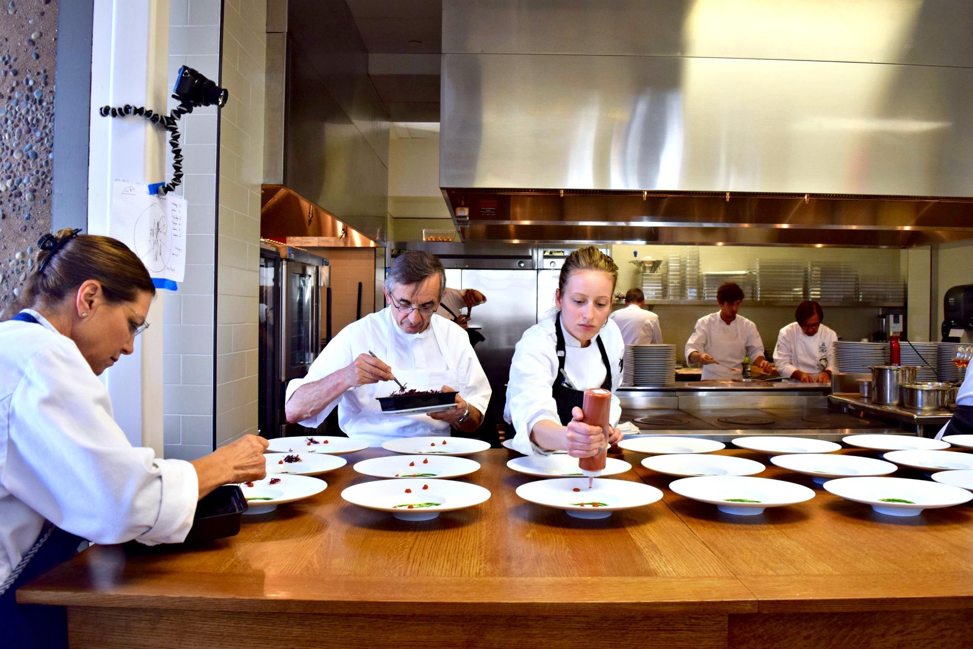 Chef Michel Bras Olivier Roellinger Relais Châteaux GourmetFest