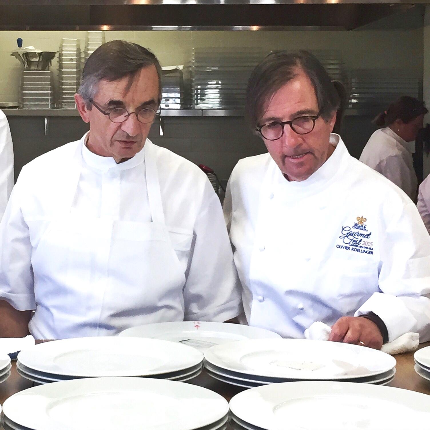Chefs Michel Bras Olivier Roellinger Relais Chateaux GourmetFest