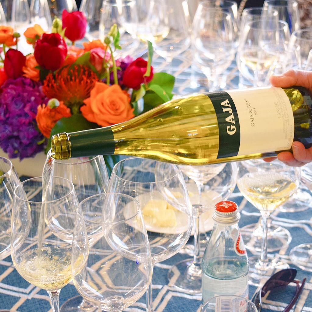 Gaja Wines GourmetFest Carmel