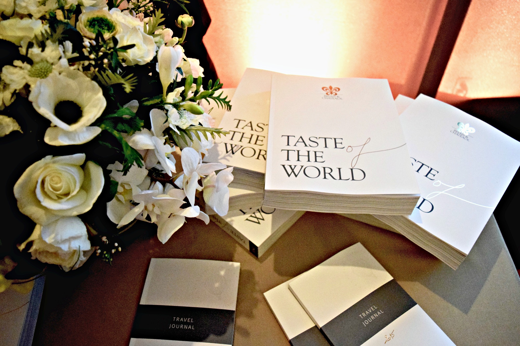 Relais Châteaux Taste of The World