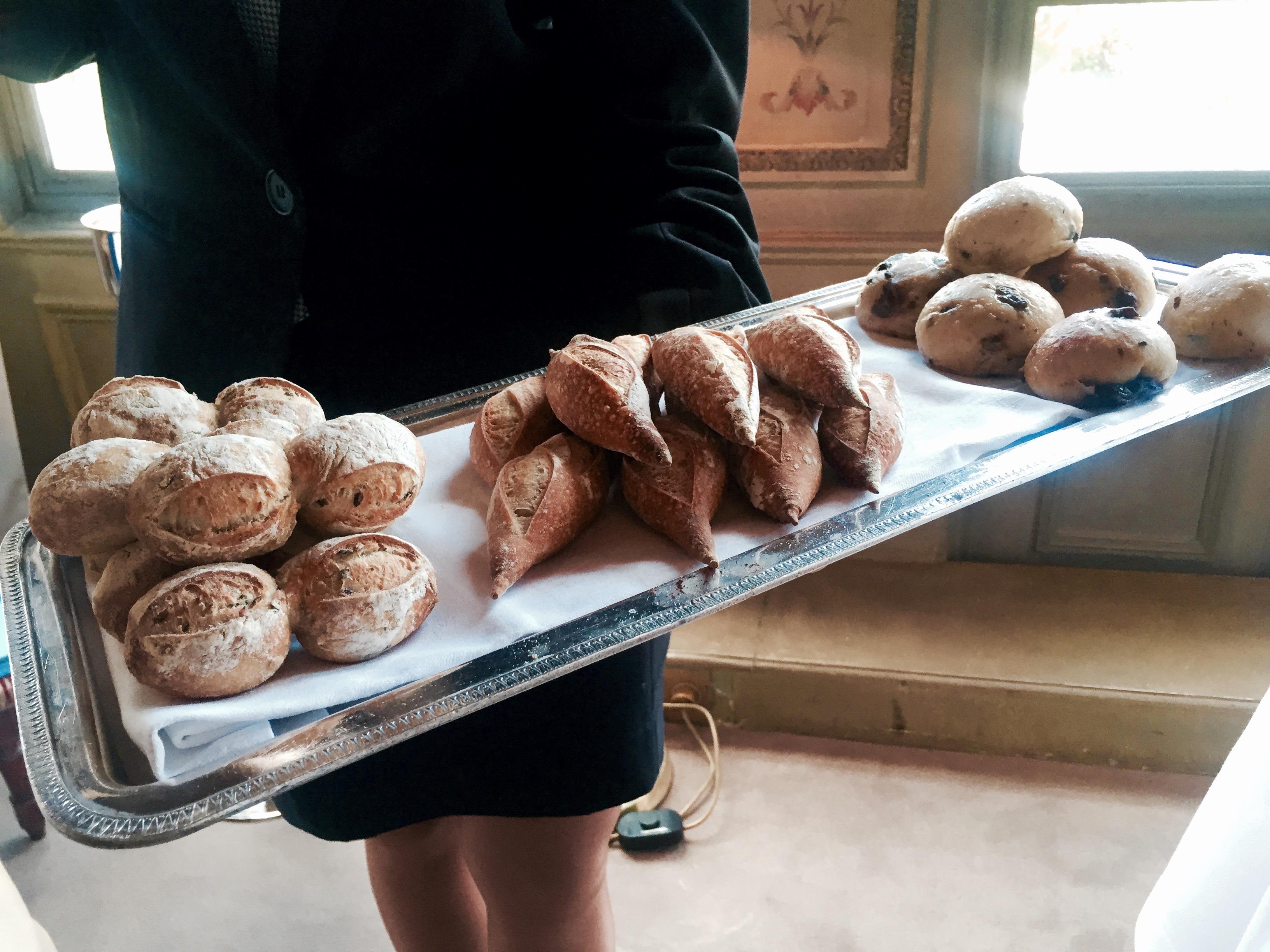Alléno Paris, Ledoyen Bread Service