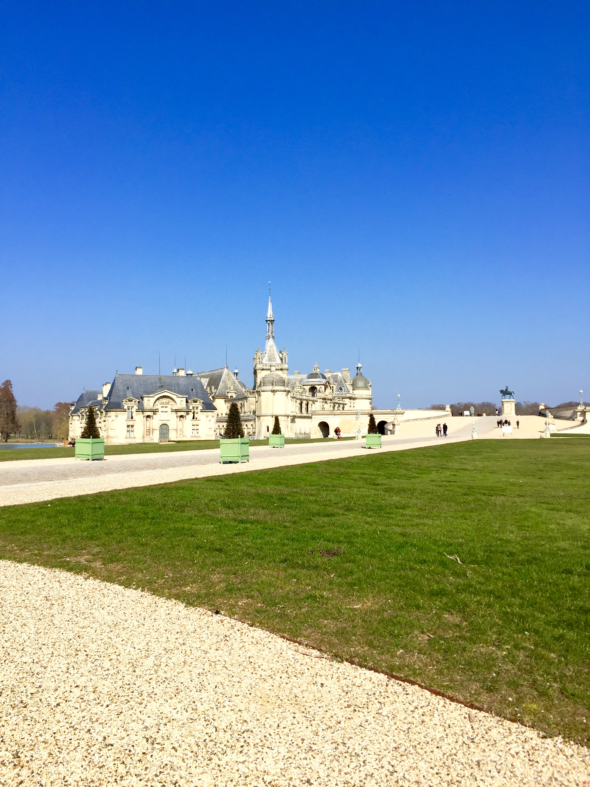 Chantilly, France - Food Fashionista