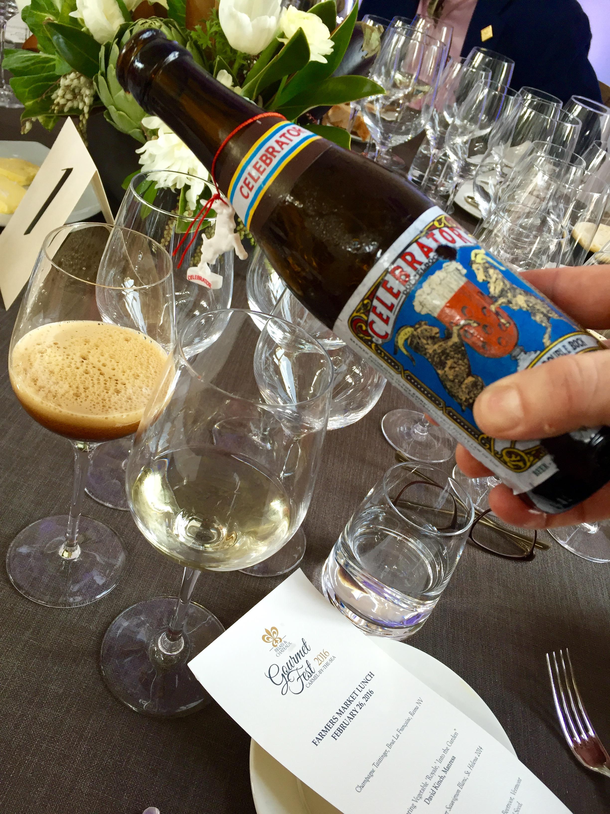 Ayinger Celebrator Brewery