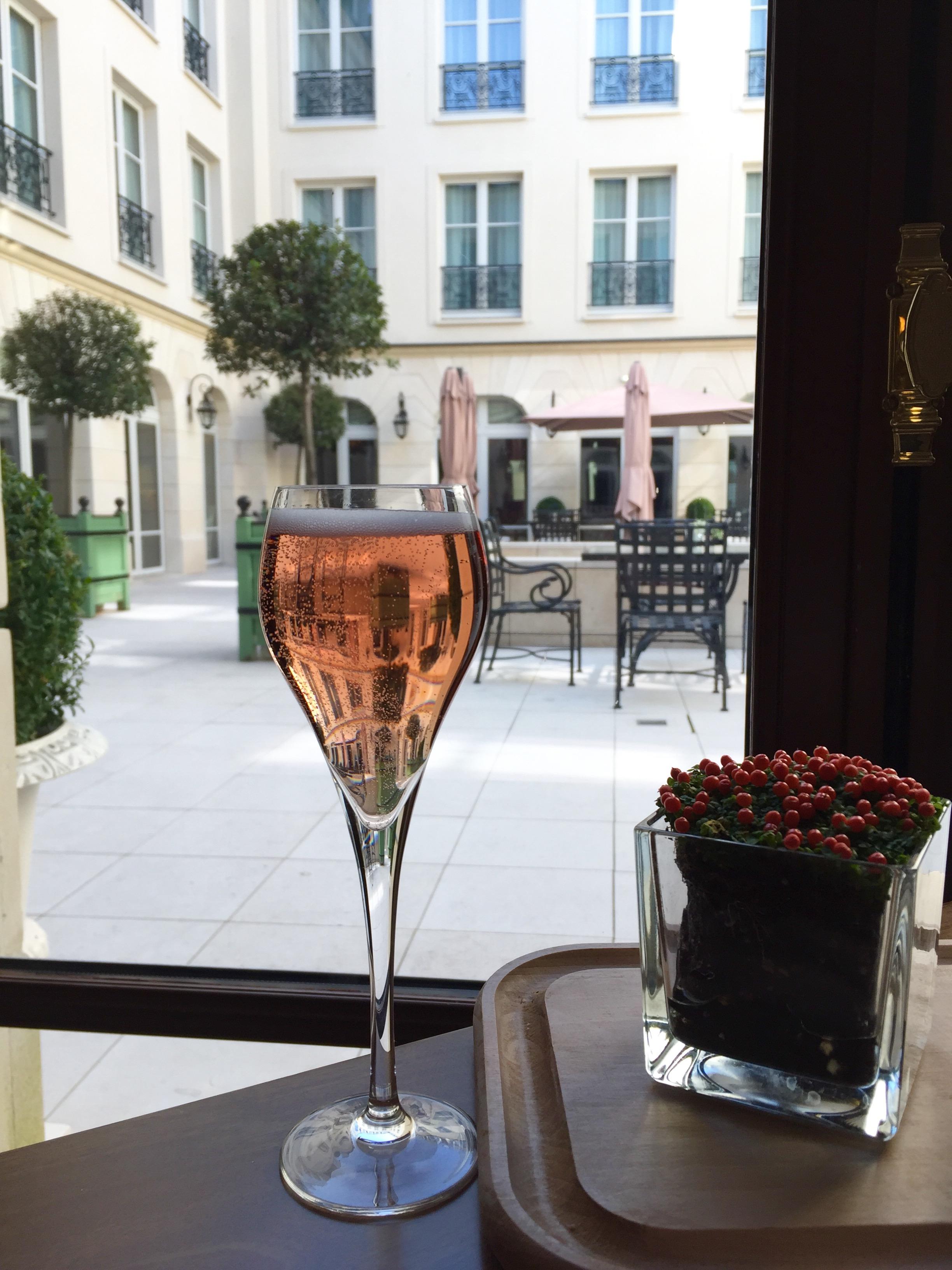 Relais and Chateaux Auberge du jeu de paume