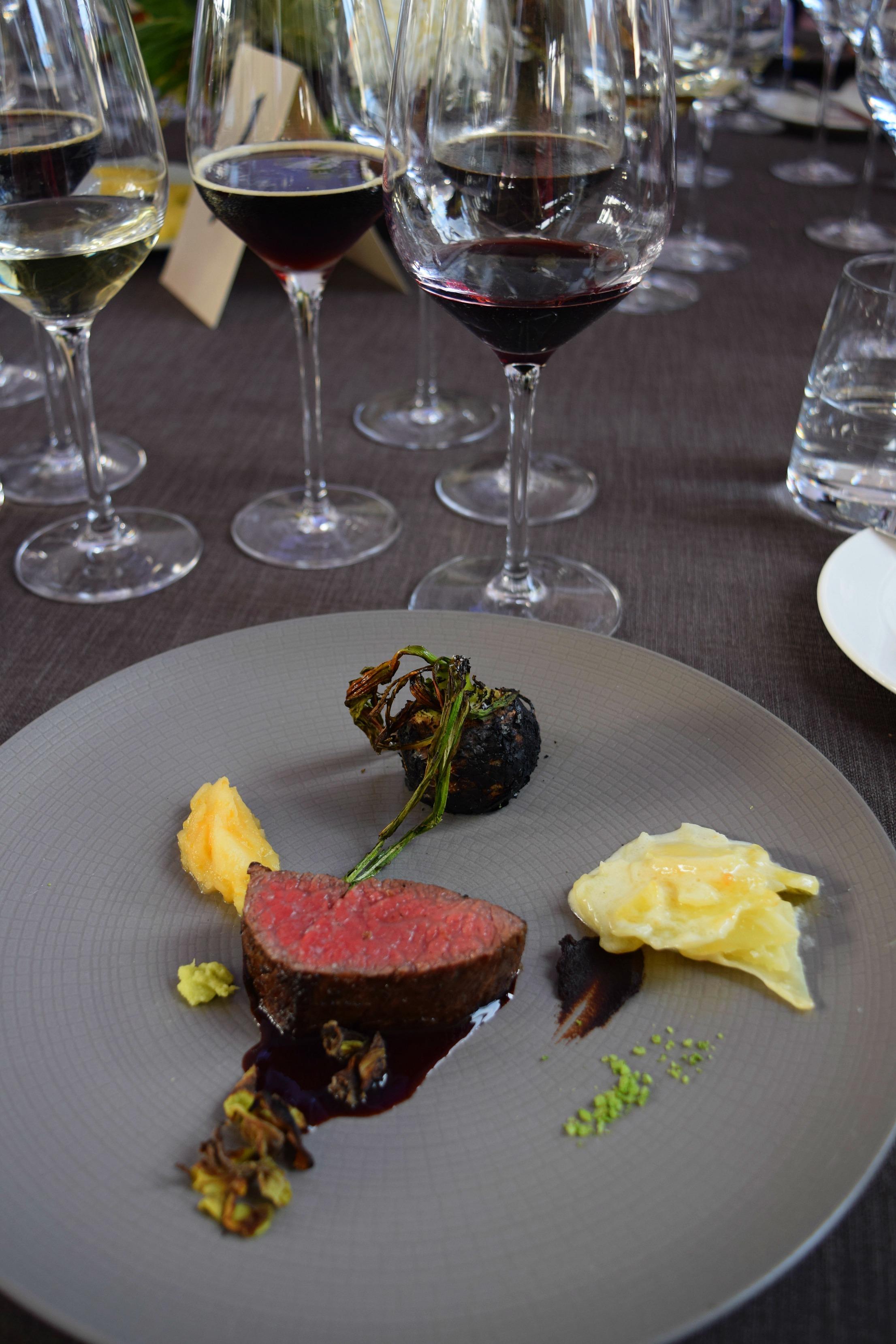 Restaurant Molière Sapporo Wagyu Relais Châteaux GourmetFest