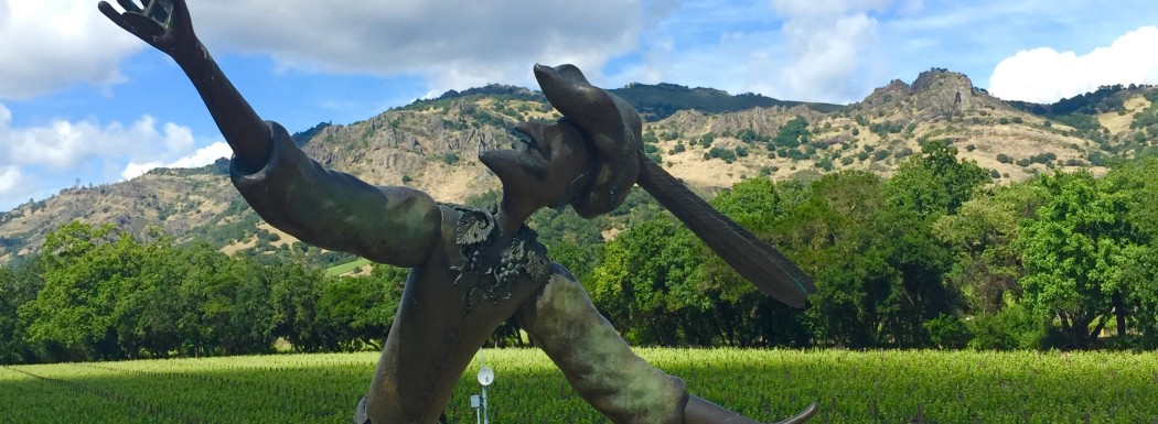 The Stags Leap District Vineyard to Vintner - Winery Back-Stage Open Houses