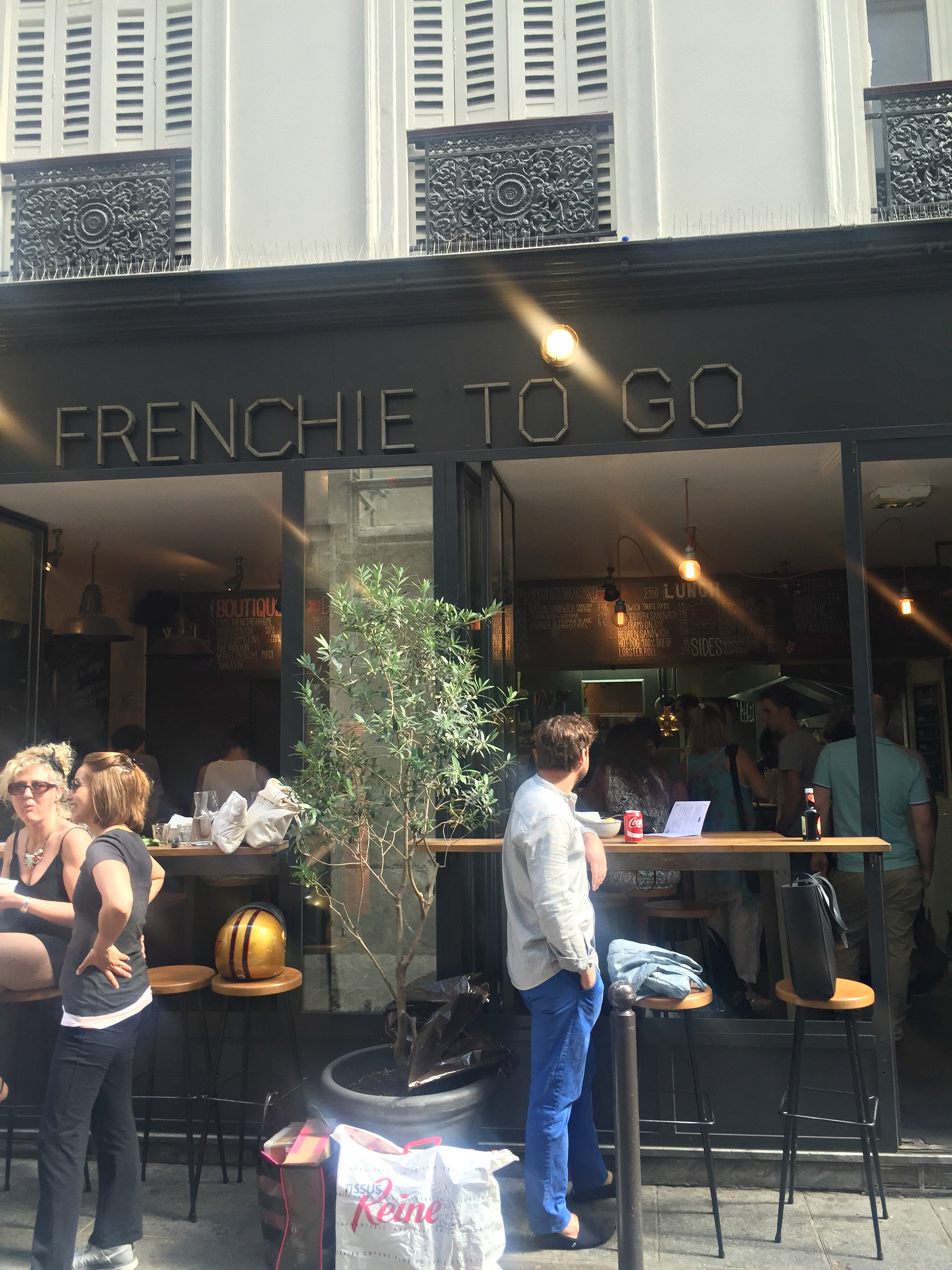 Frenchie To Go Paris, France