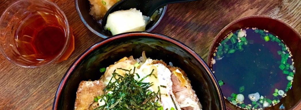 Sanukiya - Japanese Food Cravings Fulfilled in Paris, France