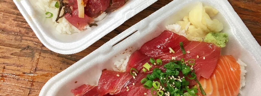 Maguro Brothers Hawaii - Poke and Sashimi in Honolulu's Chinatown