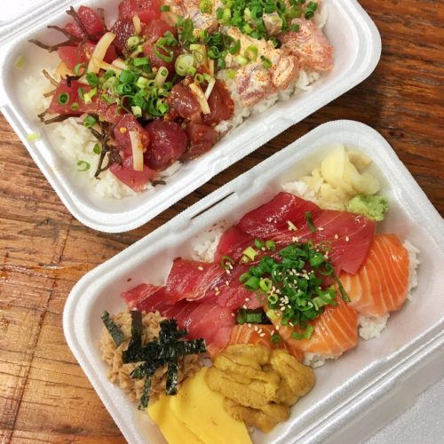 maguro brothers hawaii fresh poke sashimi oahu food fashionista