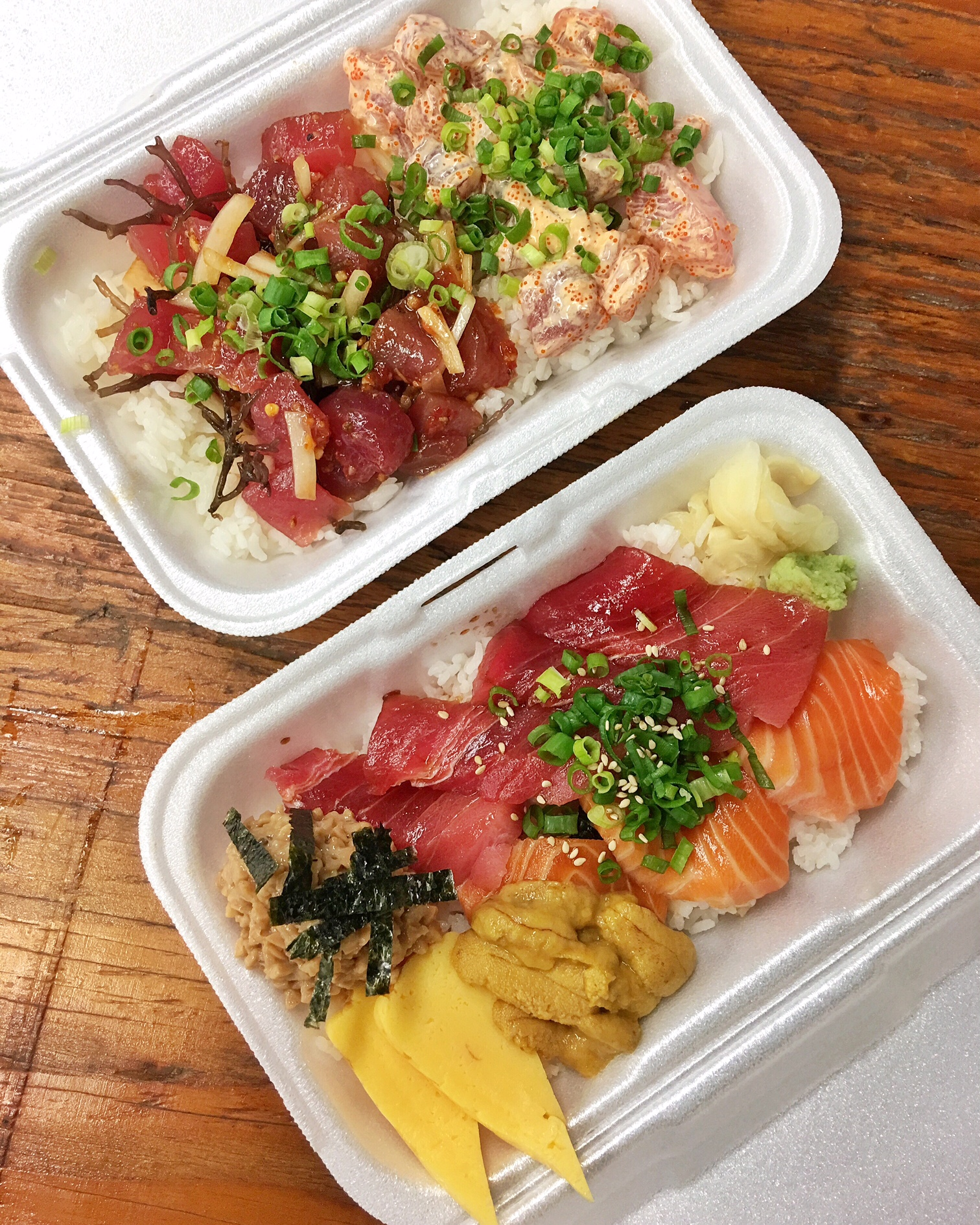 Maguro Brothers Hawaii - Poke and Sashimi in Honolulu's Chinatown
