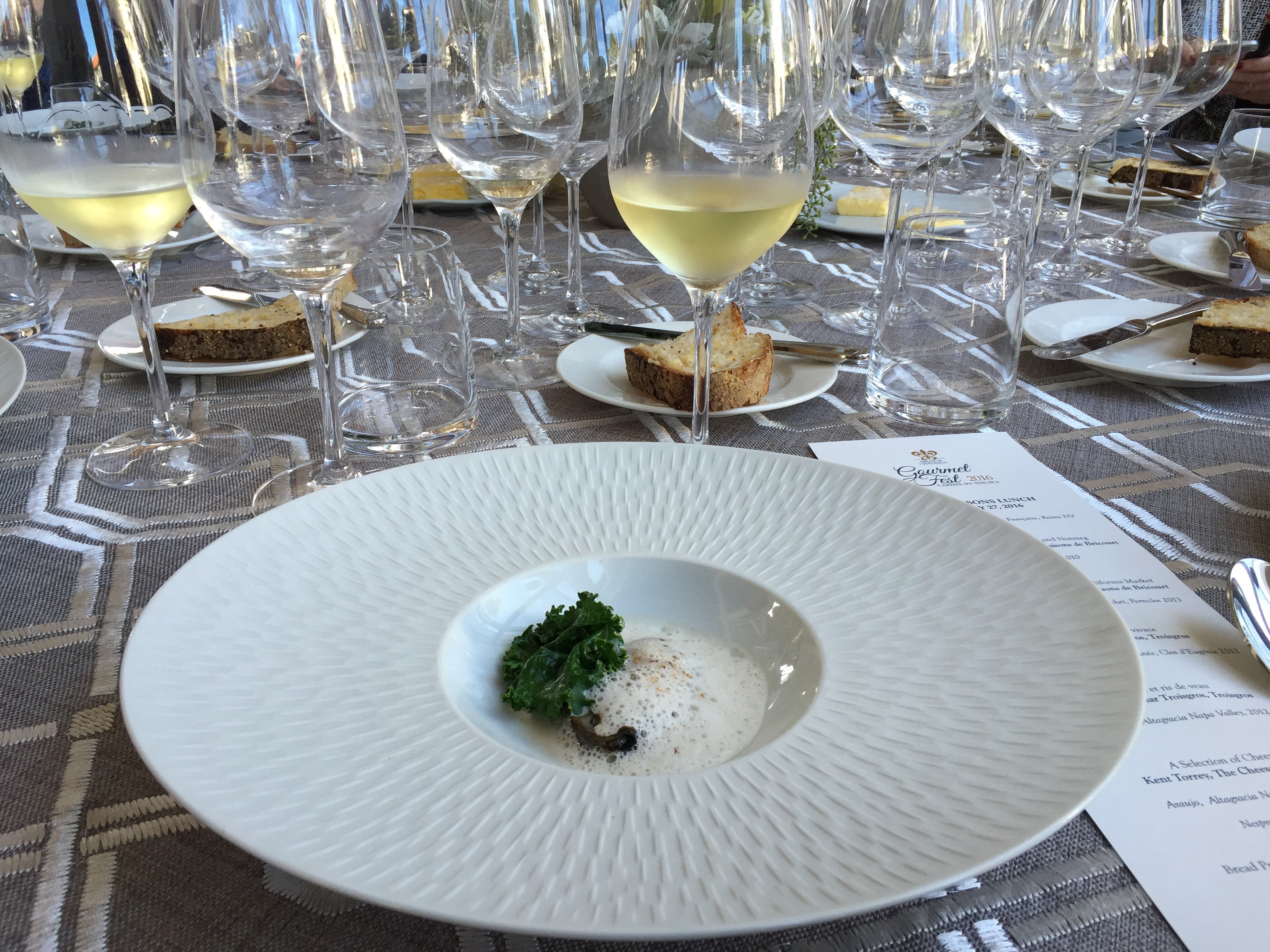 GourmetFest Relais Chateaux Food Fashionista