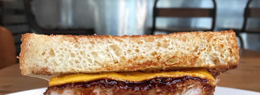 Abri Tonkatsu Sandwich- Paris
