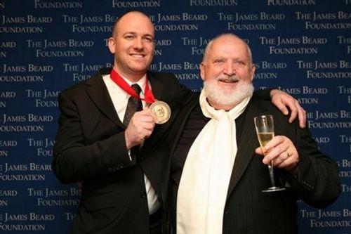 Michel richard james beard