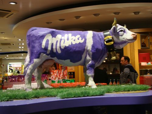 Milka Chocolates