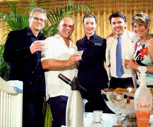 Cocktails&cuisine
