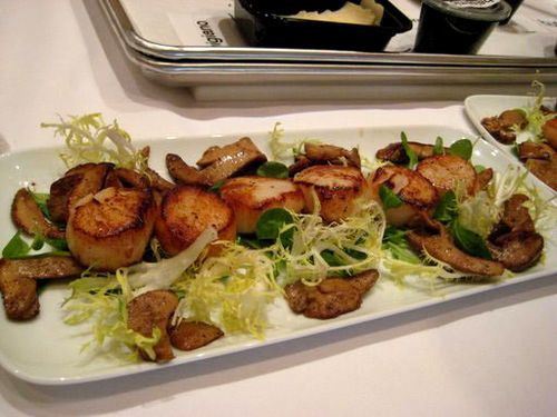 Paul bartolotta scallops