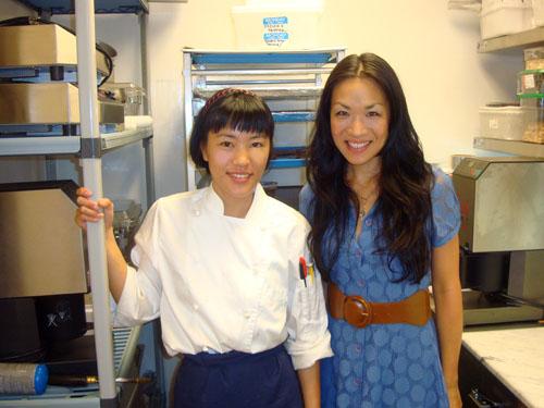 Pastry Chef Jennifer Yee & Mika Takeuchi