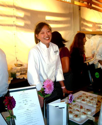 Chef Michelle Mah of Midi