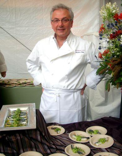 Chef Staffan Terje Perbacco