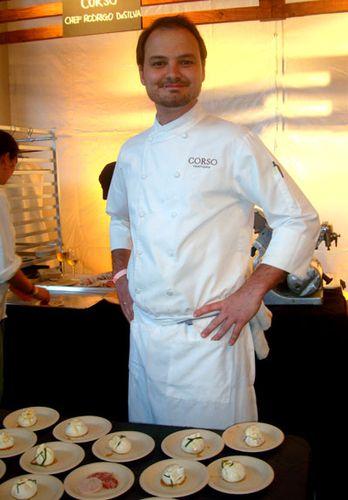 Chef Rodrigo da Silva