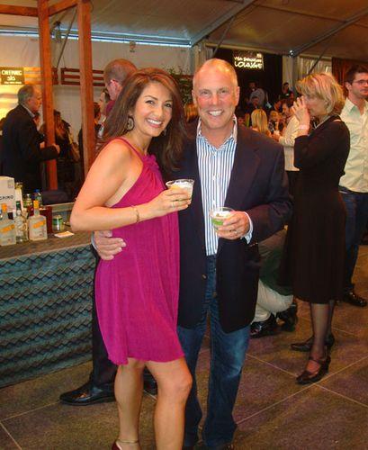 Bill and Vanessa Higgins