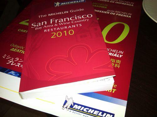 Michelin guide san francisco
