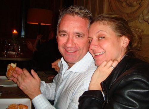 Bruce Seidel, Chef Amanda Freitag