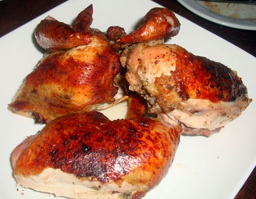 Limon Rotisserie Chicken Pollo ala brasa