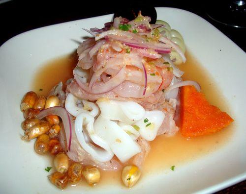 Limon Rotisserie Ceviche