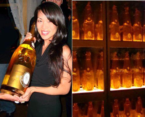 75K Bottle of Cristal at The Bank, Bellagio – Las Vegas – Food