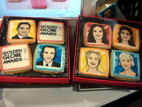 Eleni's Golden Globe Cookies