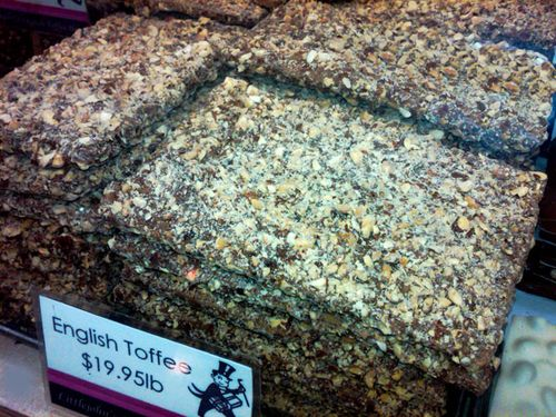 Little John's English Toffee