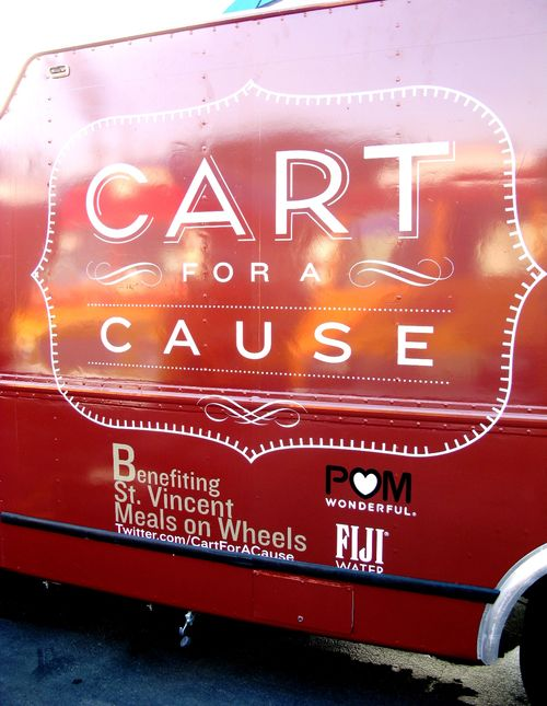 Cart for cause