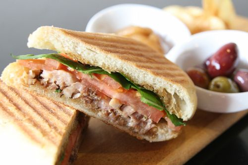 lamill asian blt sandwich