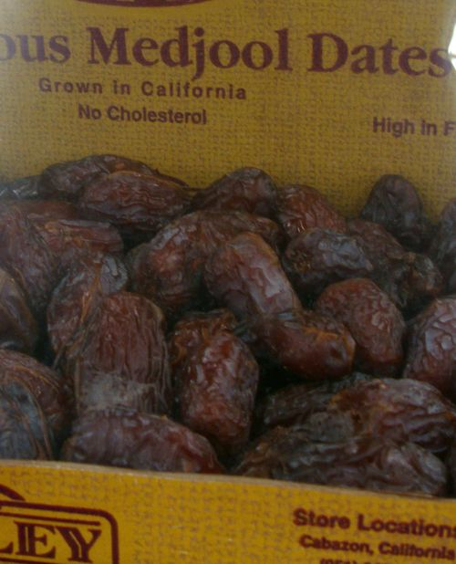 Hadleys medjool dates