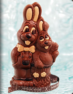 Jean philippe chocolate bunnies