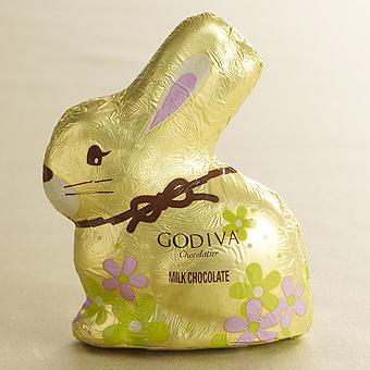 Godiva chocolate bunny,jpg