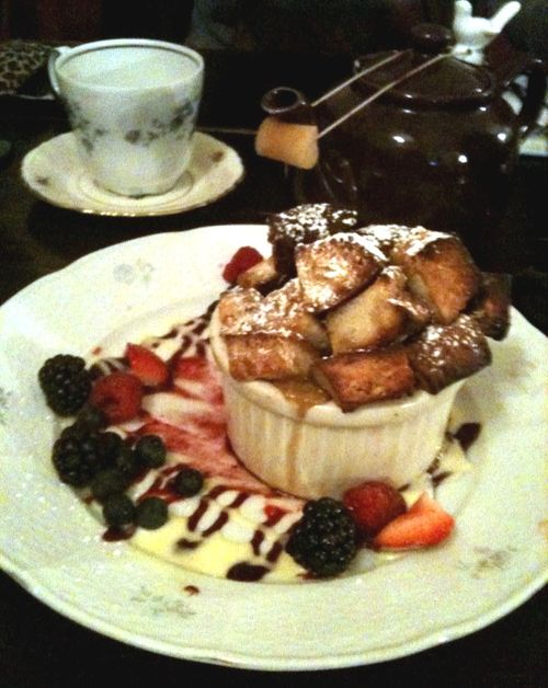 alices tea cup french toast