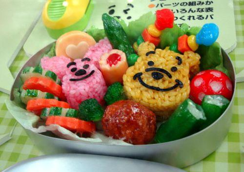 Japan Food  Fashionista Bento
