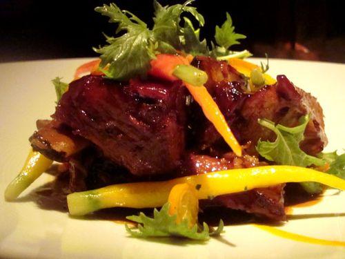 Kurobuta Braised Pork Ribs Stonehill Tavern