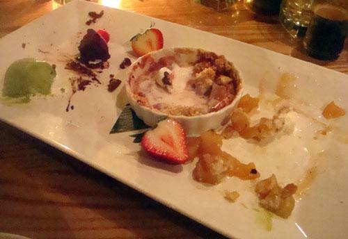 Nobu- Desserts