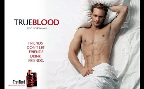 Eric Northman true blood drink