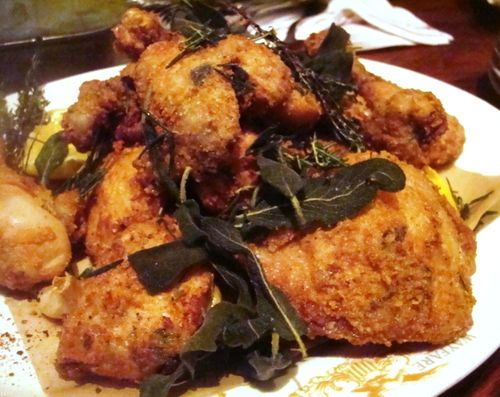Fried Chicken Tyler Florence